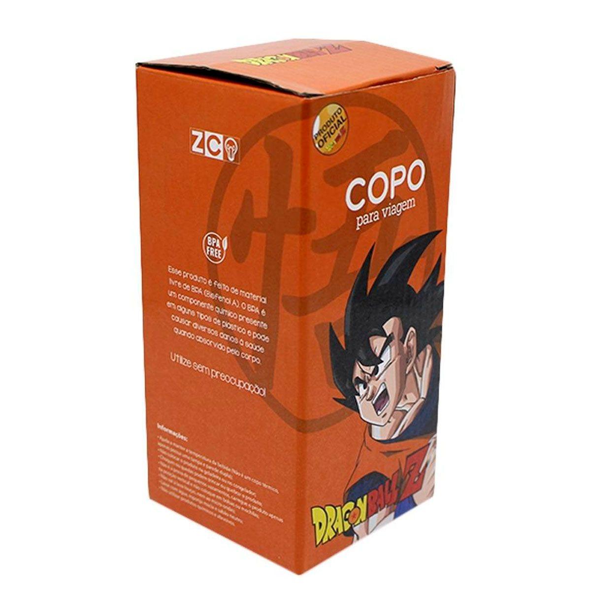Copo Térmico Goku Dragon Ball Z