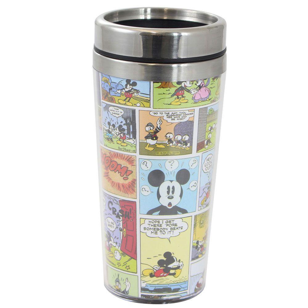 Copo Térmico Mickey HQ Colors