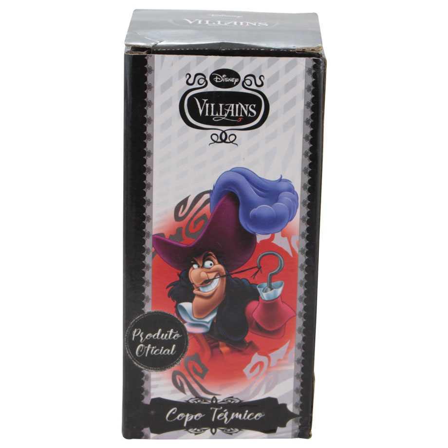 Copo Térmico Vilões da Disney