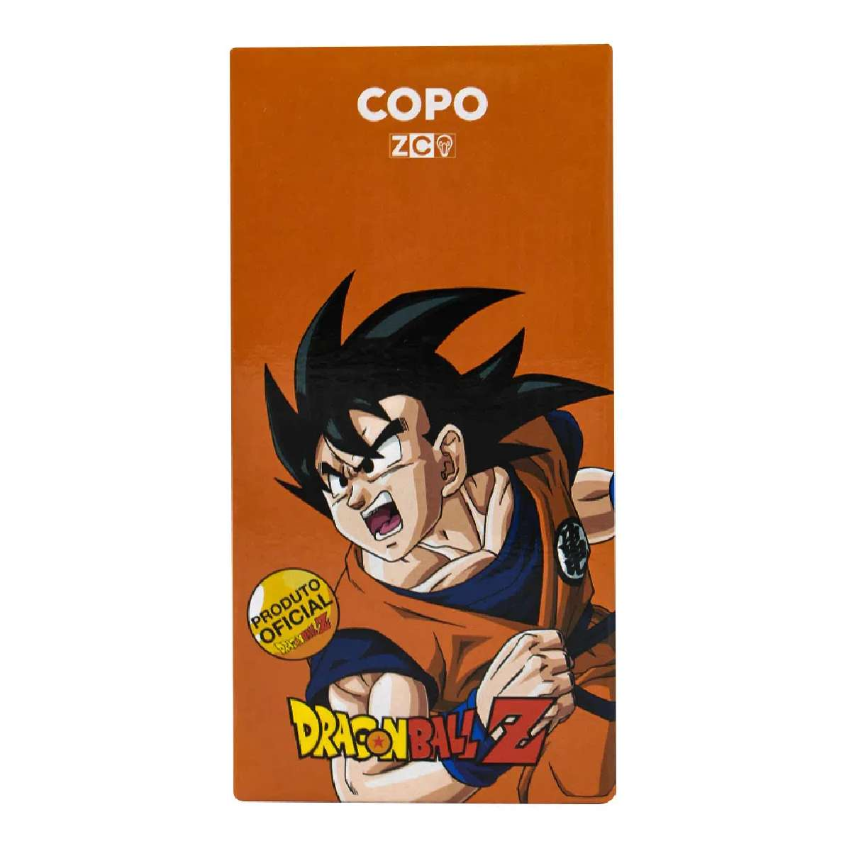Copo Viagem Dragon Ball Z Goku Fist Desenho Mangá