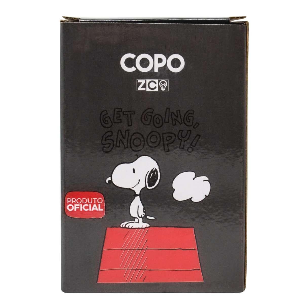 Copo Viagem Snoopy Get Going