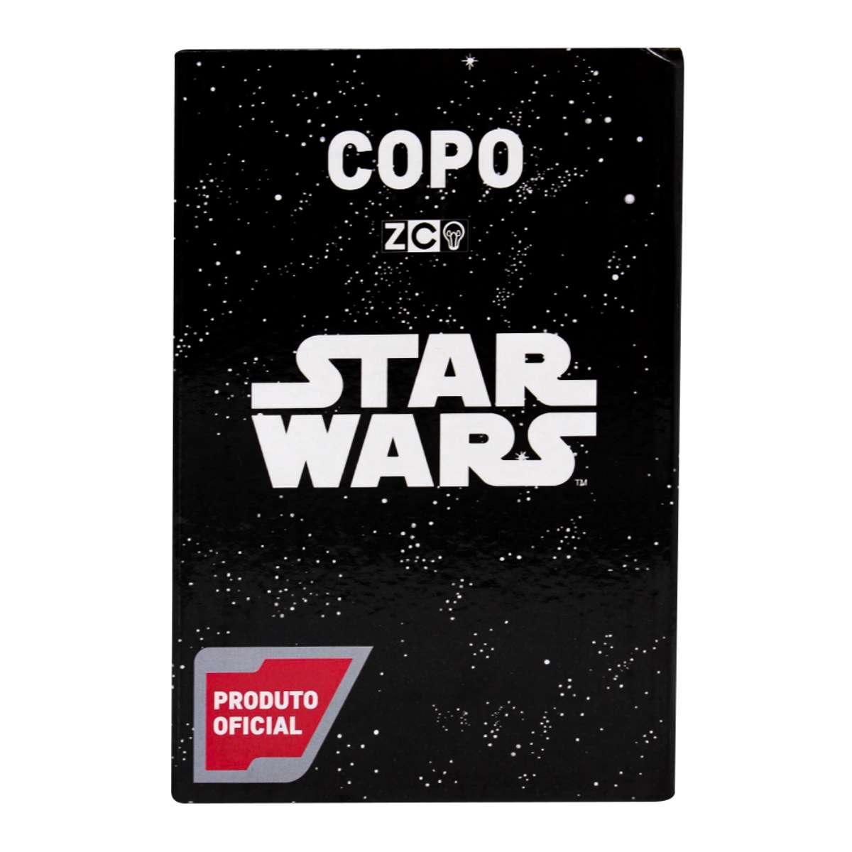 Copo Viagem Star Wars Stormtrooper e Darth Vader