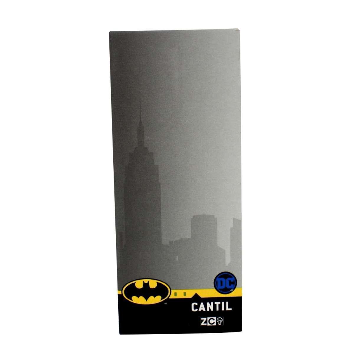 Garrafa Cantil Térmica Emborrachado Símbolo Batman