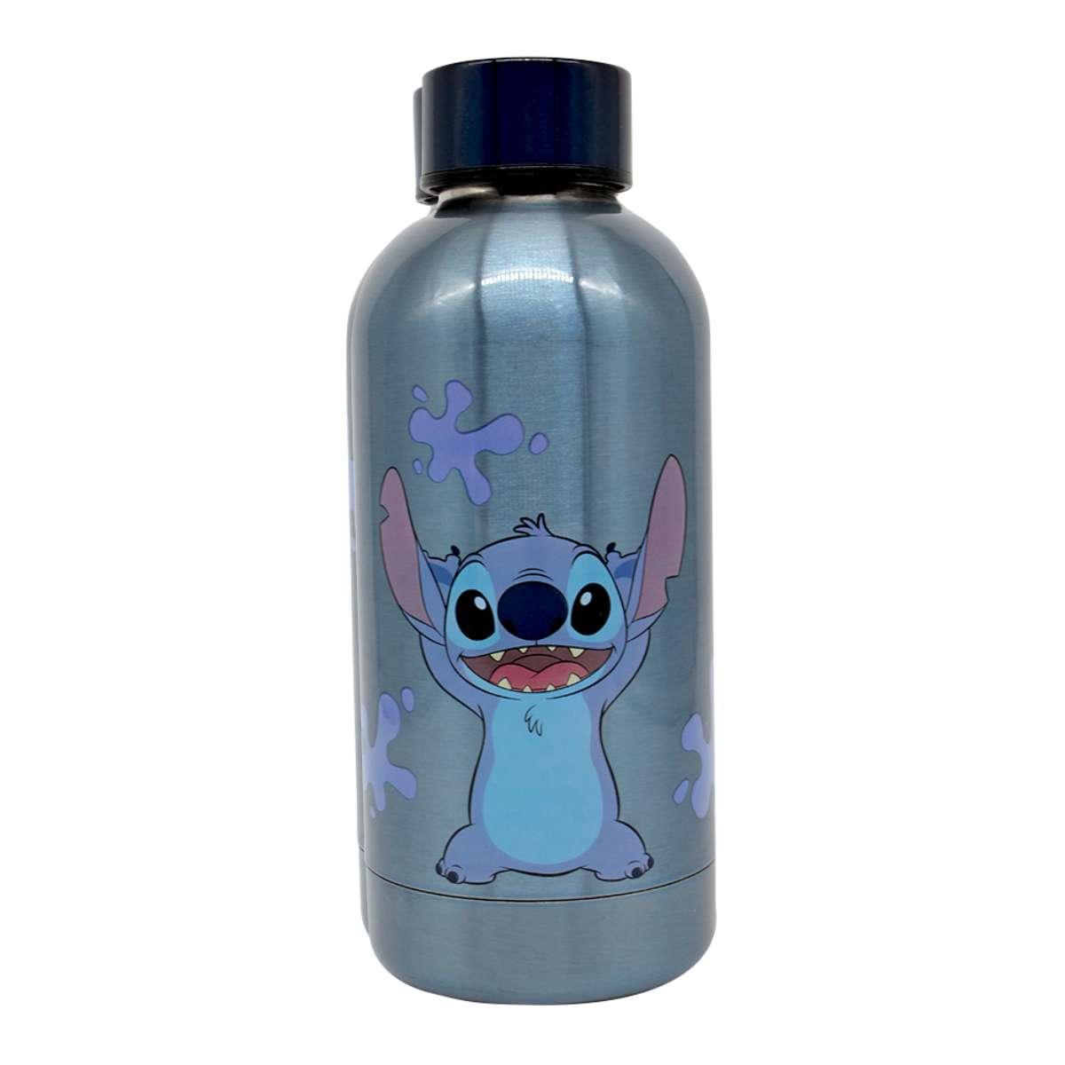 Garrafa Cantil Térmica Stitch Disney