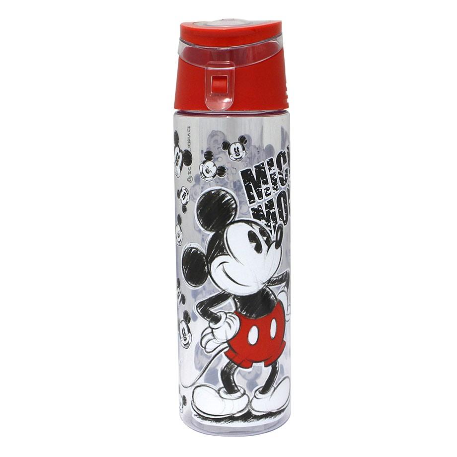 Garrafa com Infusor Mickey