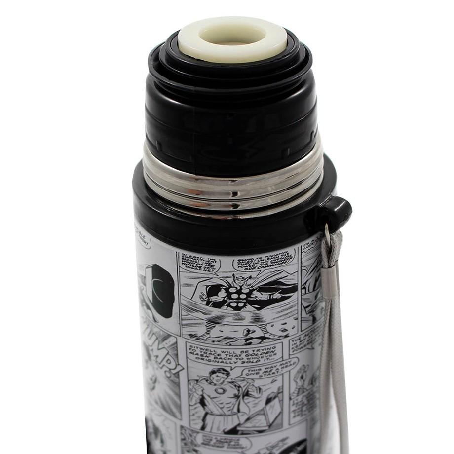 Garrafa Térmica Marvel 500 ml Comics PB