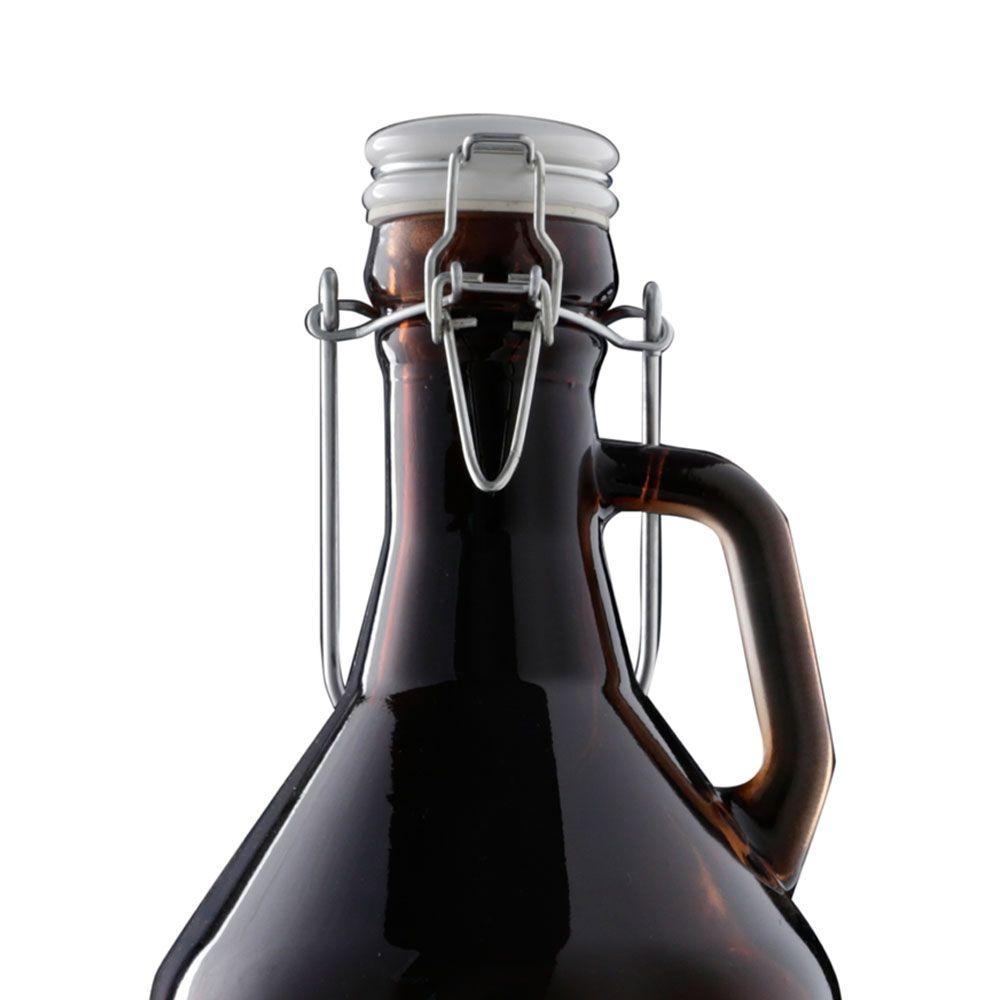 Growler Garrafão Cerveja Artesanal - Economize Água