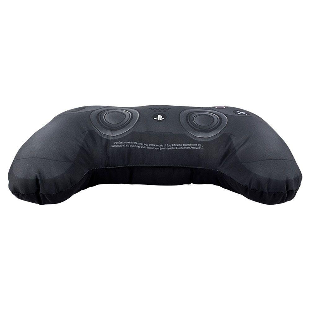 Kit 2 Almofada Formato Controle de Videogame Playstation PS4
