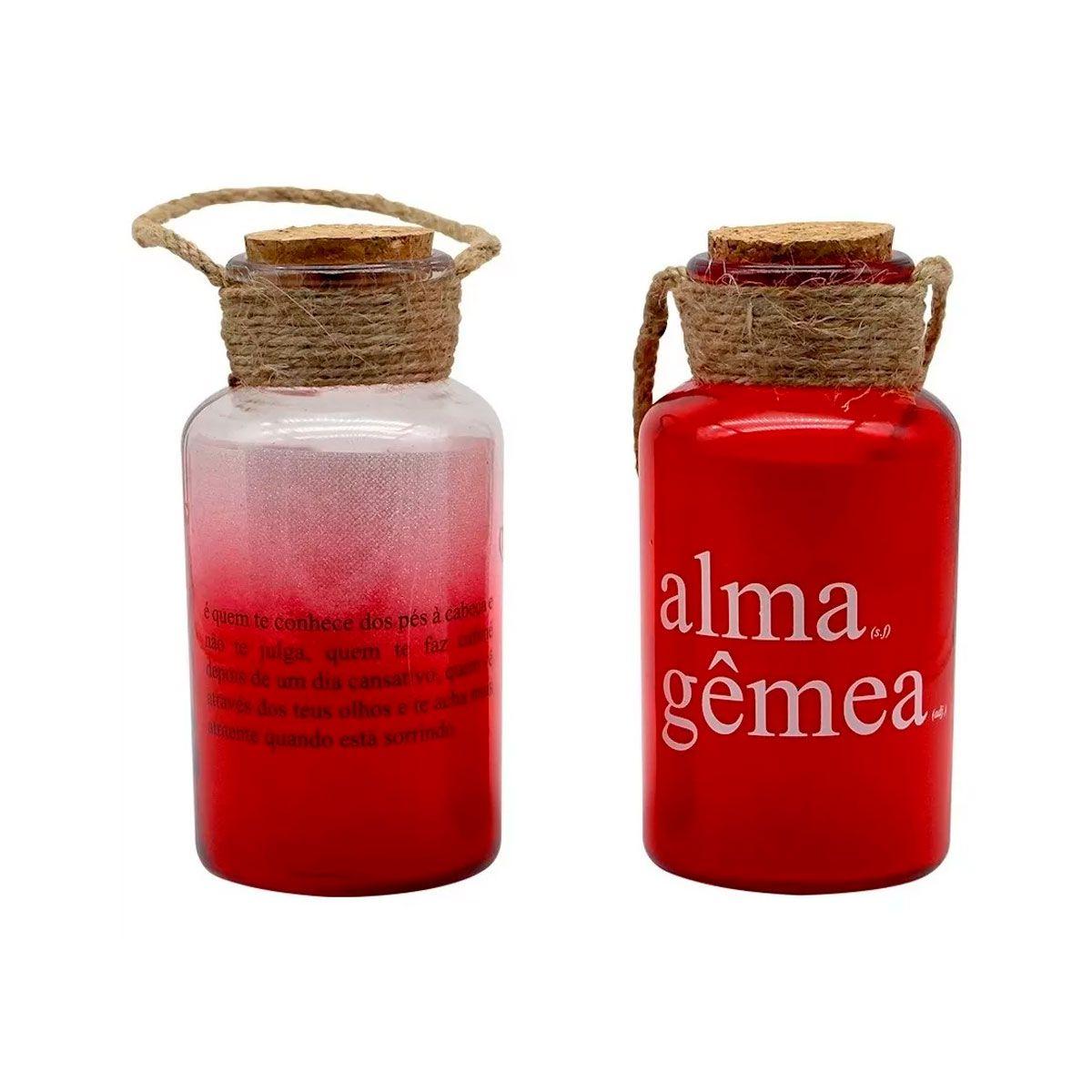 Kit Luminária de Mesa 2 unidades Alma Gêmea
