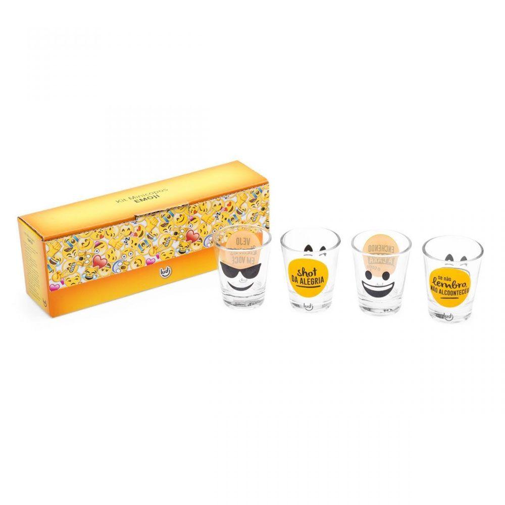 Kit Minicopos Emoji