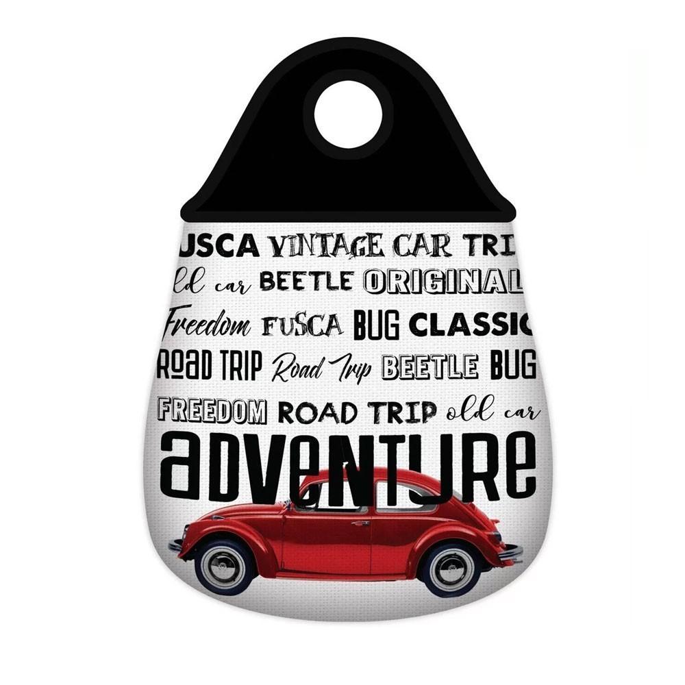 Lixeira para Carro - Fusca Adventure