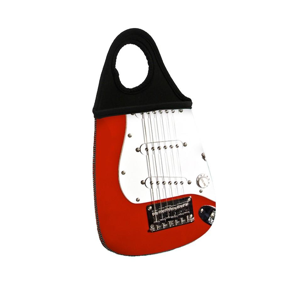 Lixeira Para Carro - Guitarra Rock And Roll