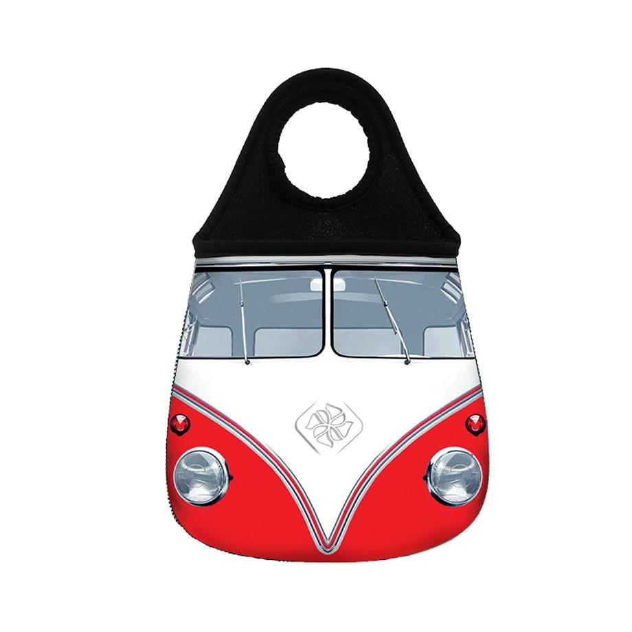 Lixeira para Carro - Kombi Vermelho
