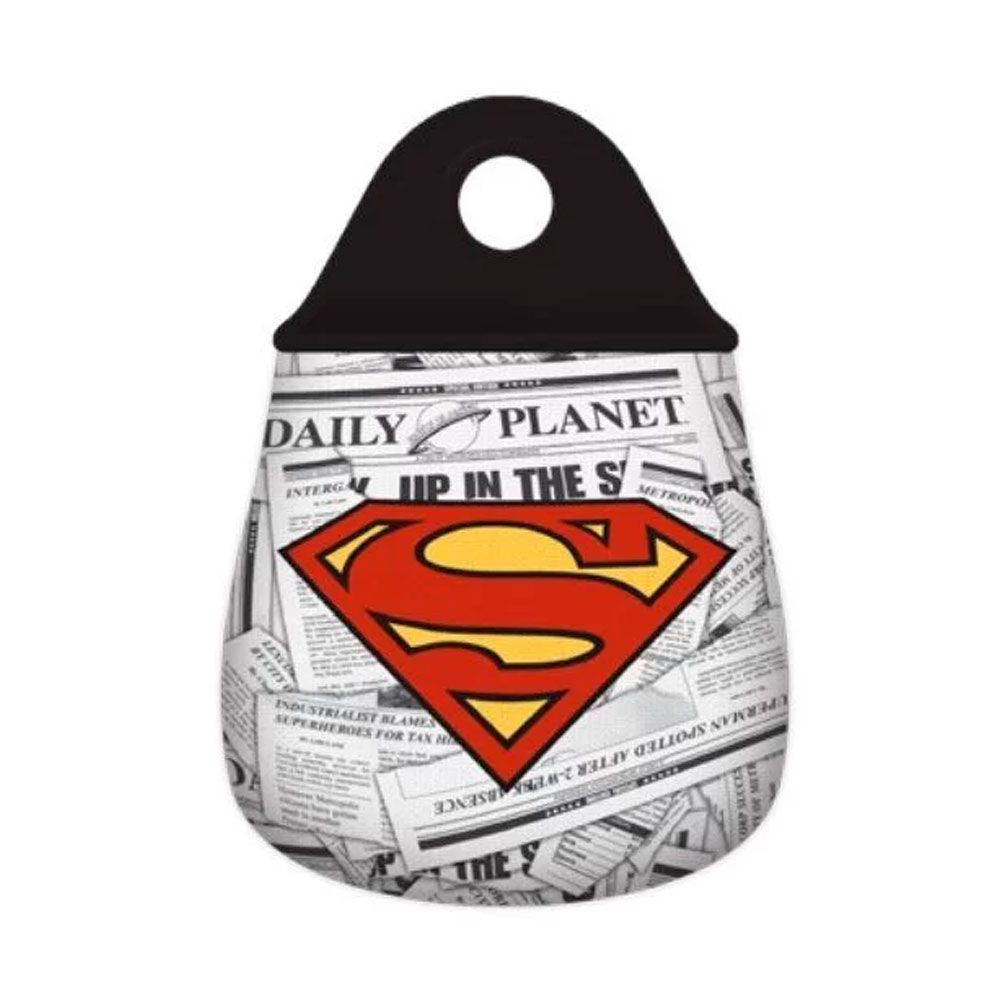 Lixeira para Carro - Superman Logo DC Comics