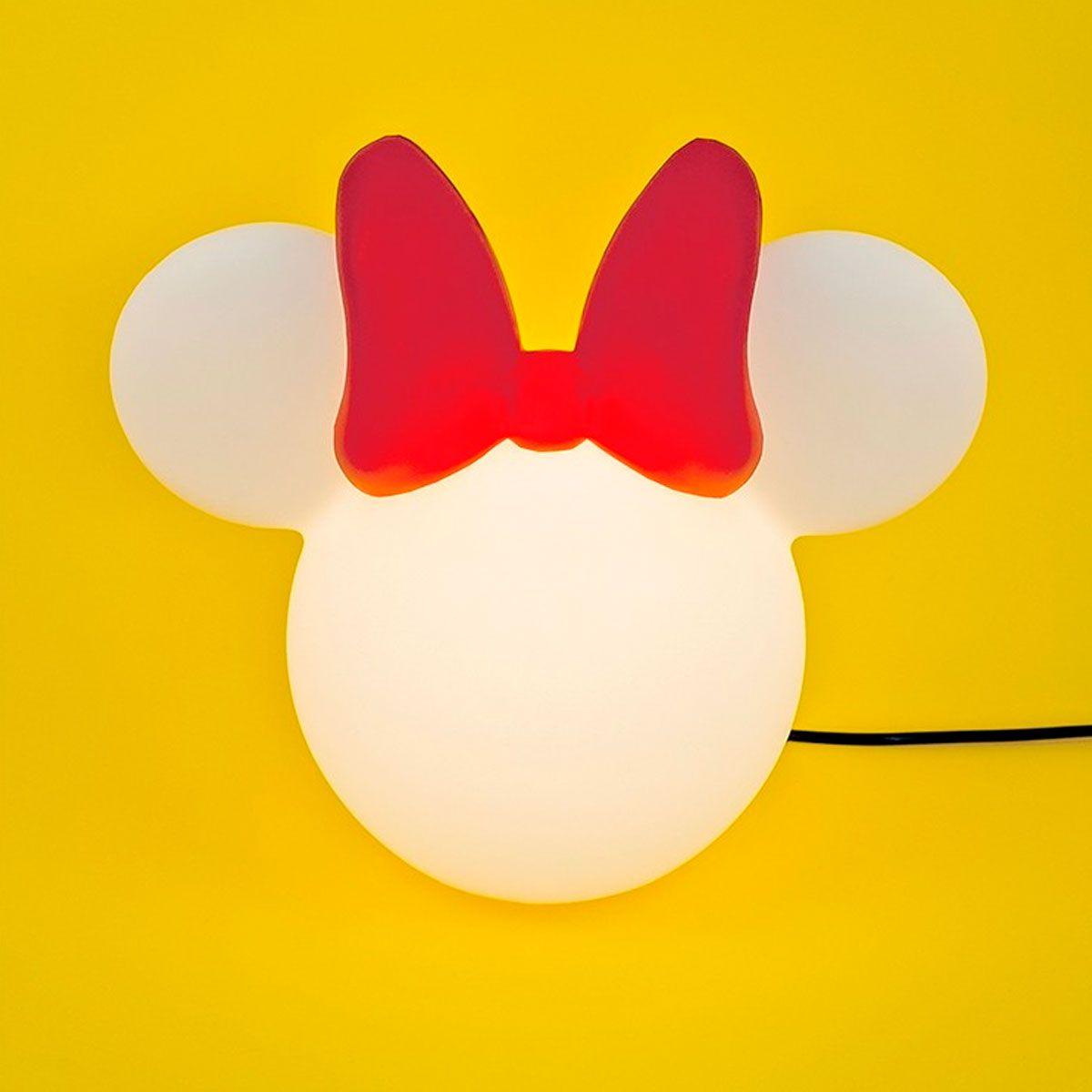 Luminária de Mesa Minnie Face