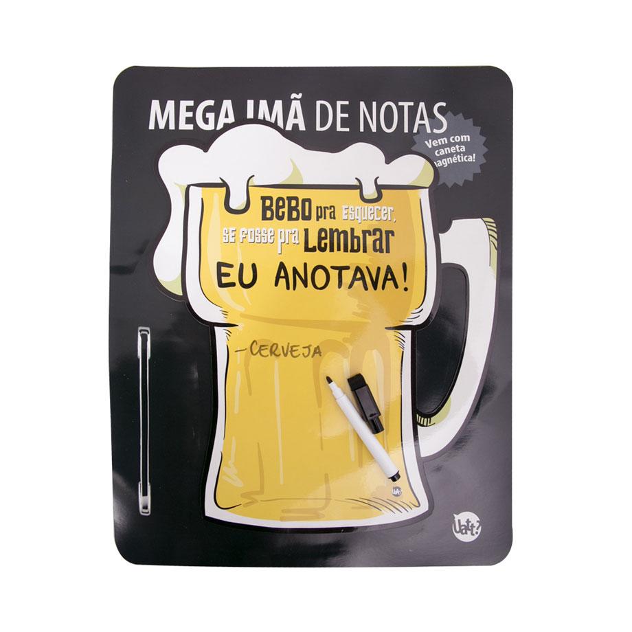 Mega Imã de Notas - Cerveja