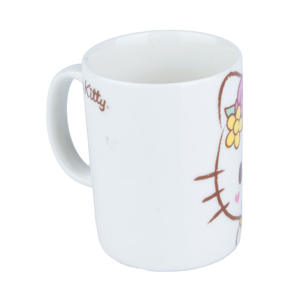 Mini Caneca Hello Kitty Rose Lace - 135 ml