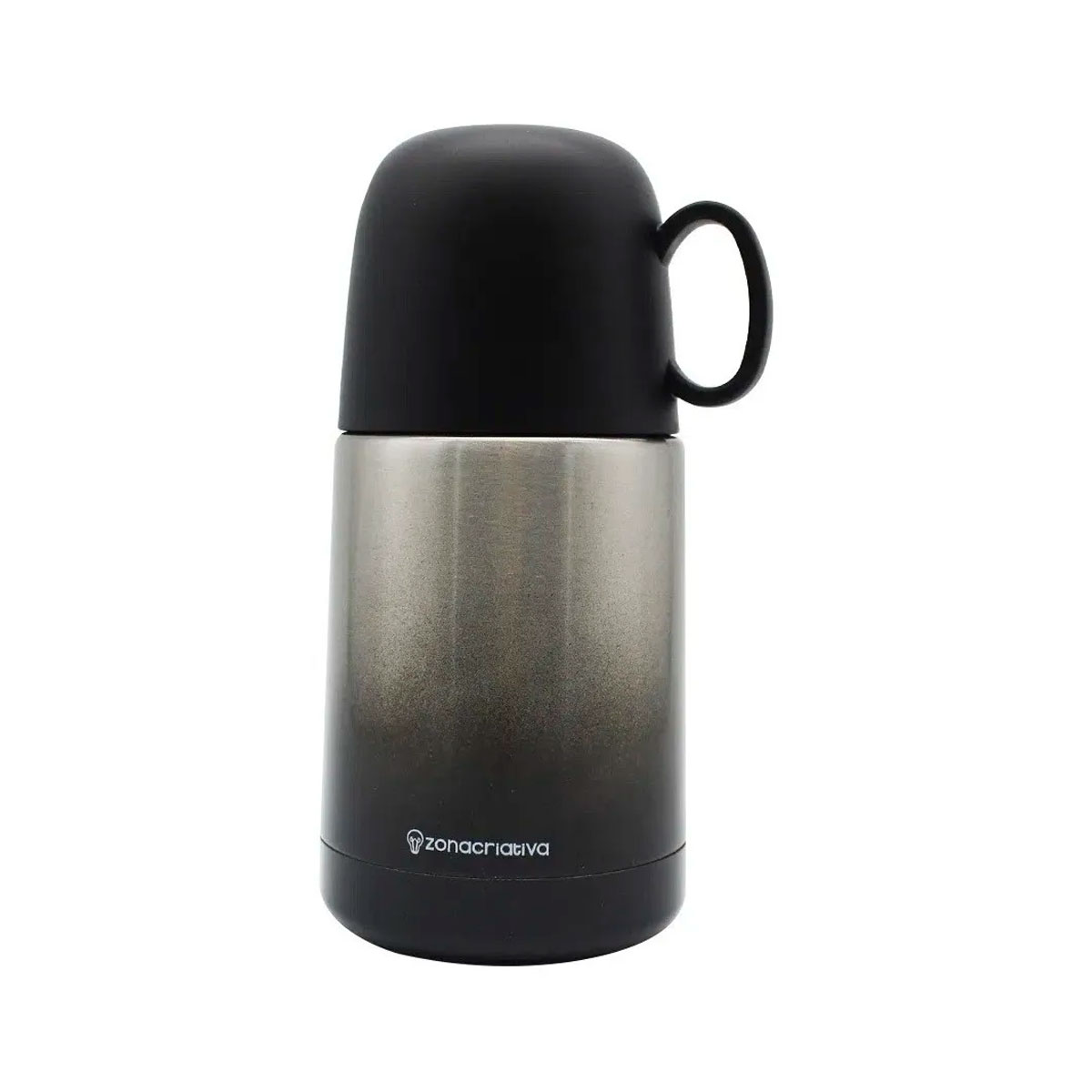 Mini Garrafa com Caneca Coffee is The Solution 210 ml