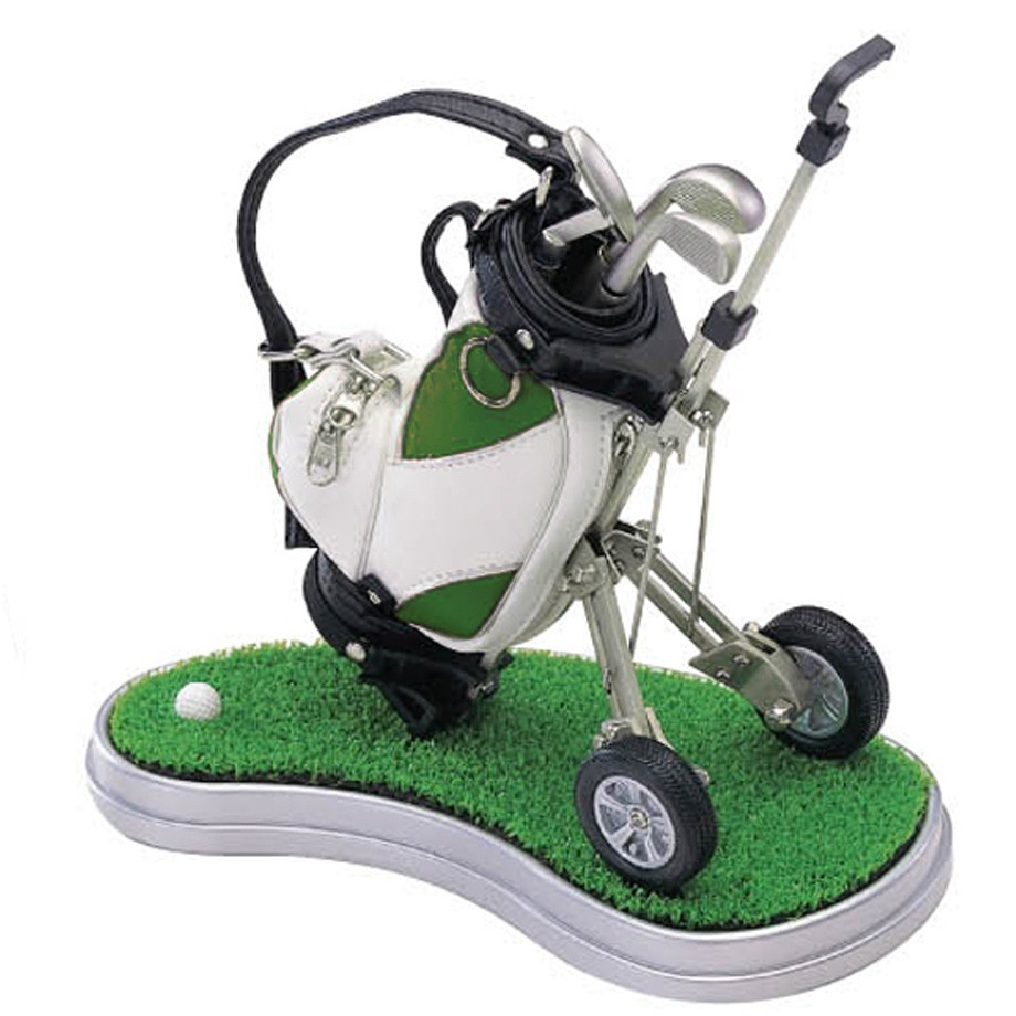 Mini Kit De Golf De Mesa