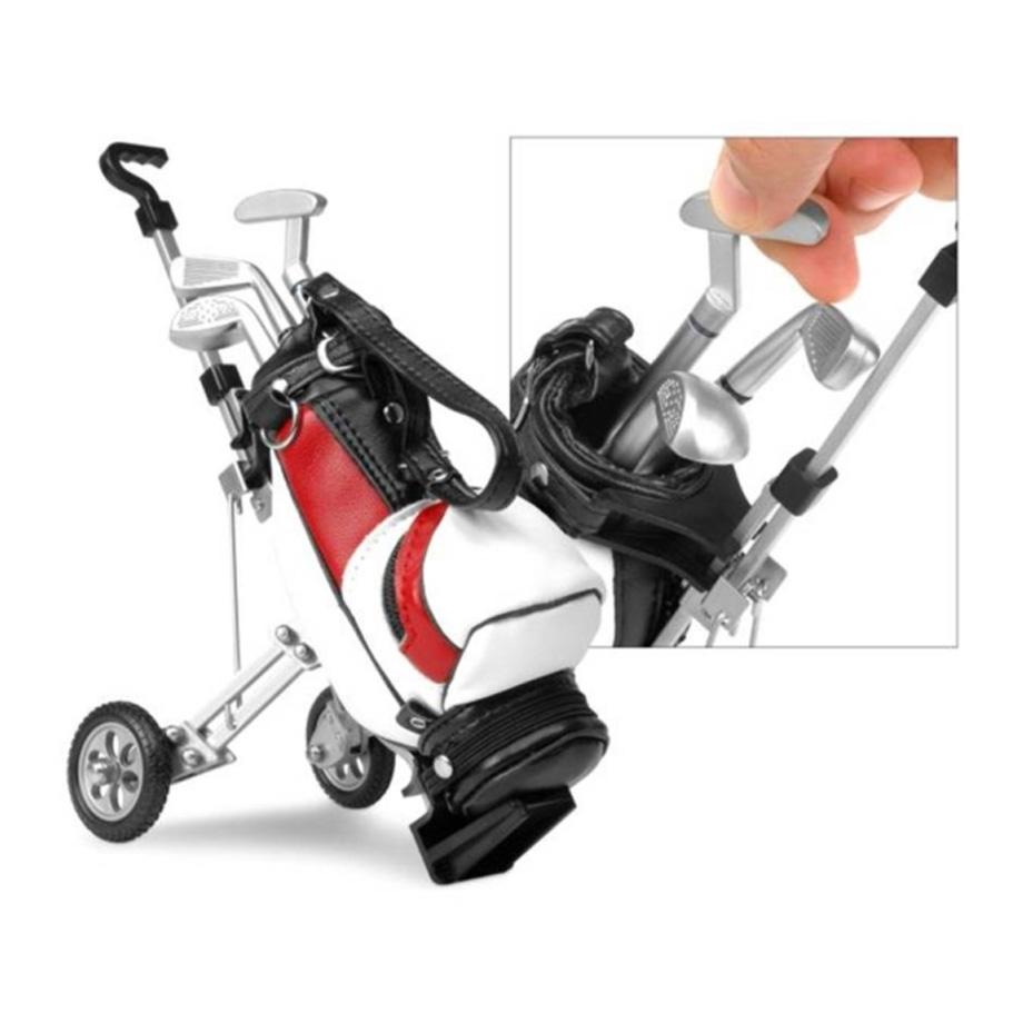 Mini Kit De Golf De Mesa