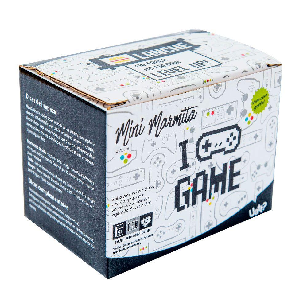 Mini Marmita 470 ml - Game Geek