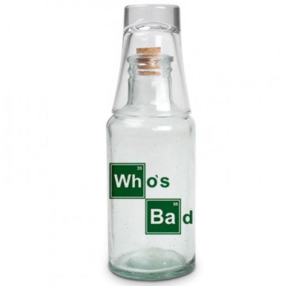 Moringa de Cachaça Who's Bad - Breaking Bad