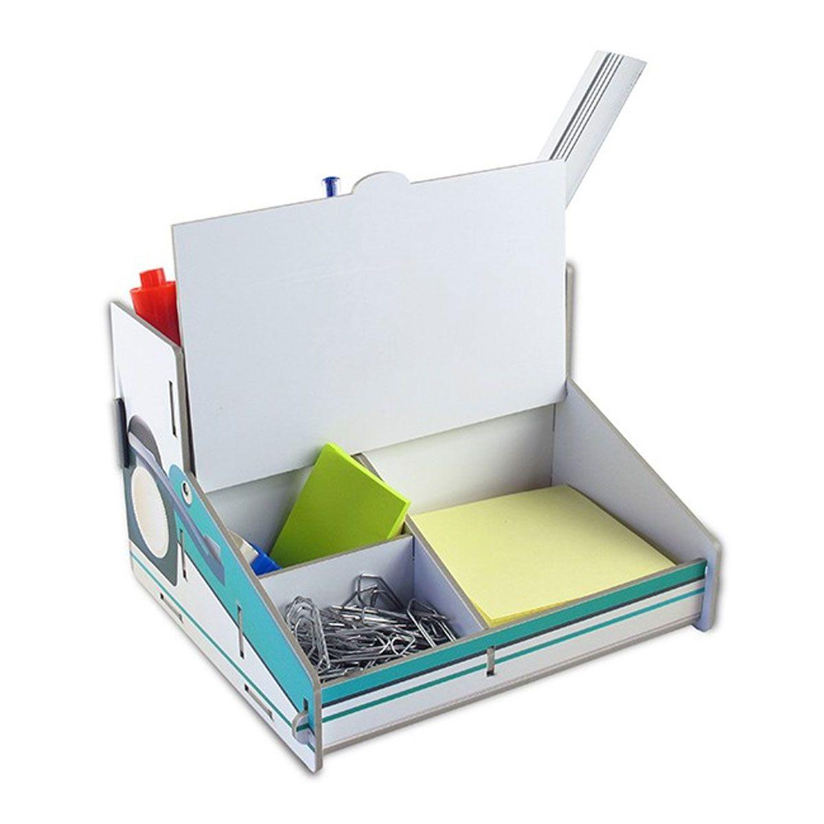 Organizador de Escritório Máquina de Escrever