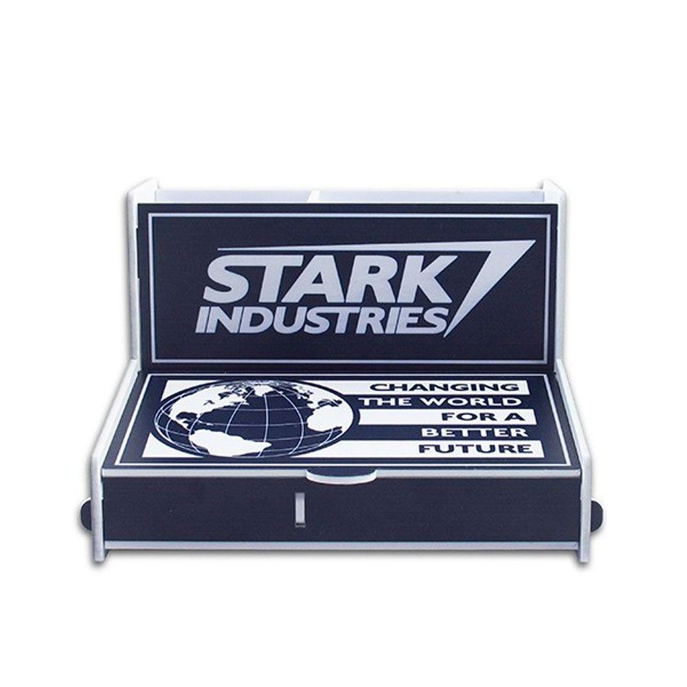 Organizador de Escritório Stark - Homem de Ferro