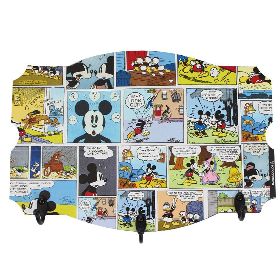 Cabideiro Pendurador Mickey HQ Colors