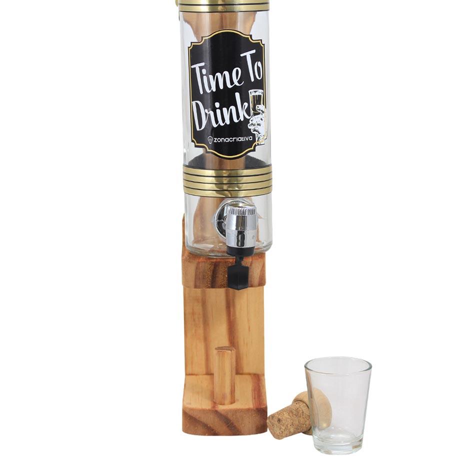 Pingômetro Time To Drink