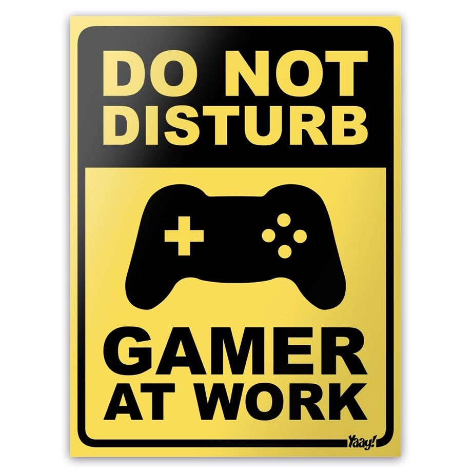 Placa Gamer at Work