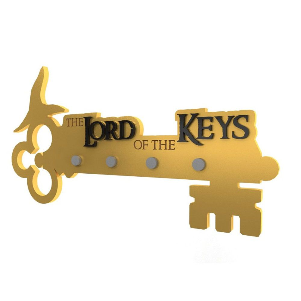 Porta Chaves The Lord Of The Keys -  O Senhor dos Anéis