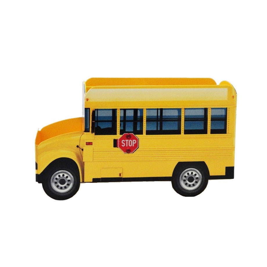 Porta Controle Remoto School Bus Ônibus Escolar