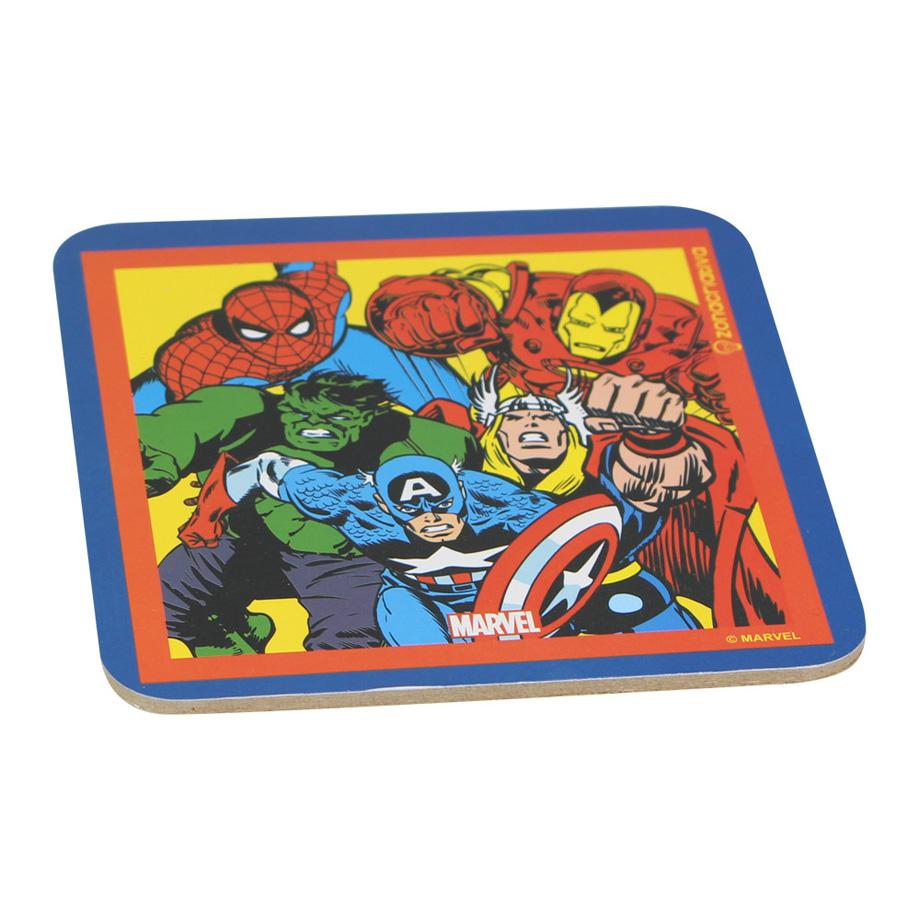 Porta Copos Turma da Marvel - Vingadores