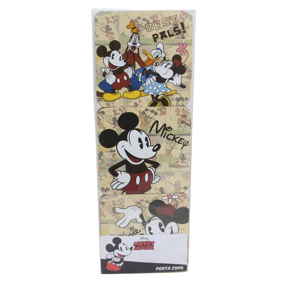 Porta Copos Turma do Mickey