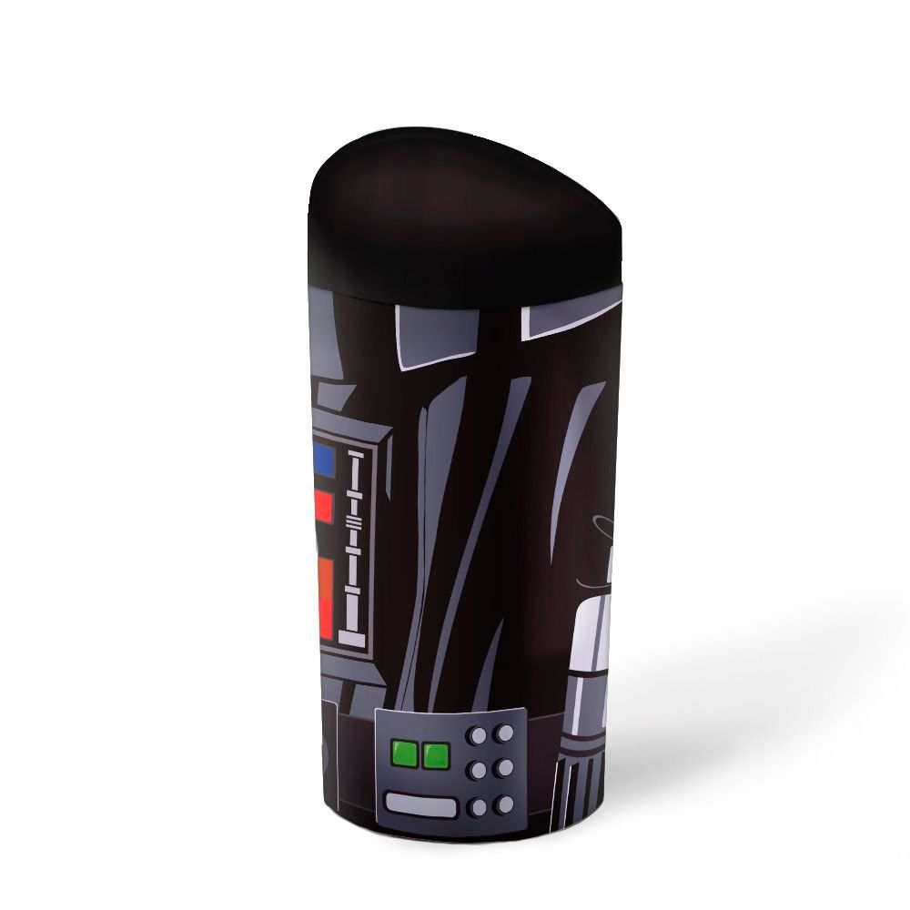 Porta Garrafa Térmico 600ml Lorde Negro - Star Wars Darth Vader
