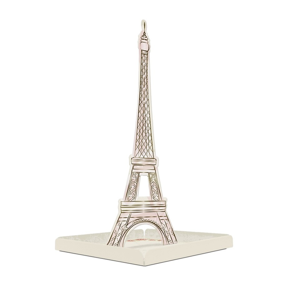 Porta Jóias Bijoux Paris Torre Eiffel