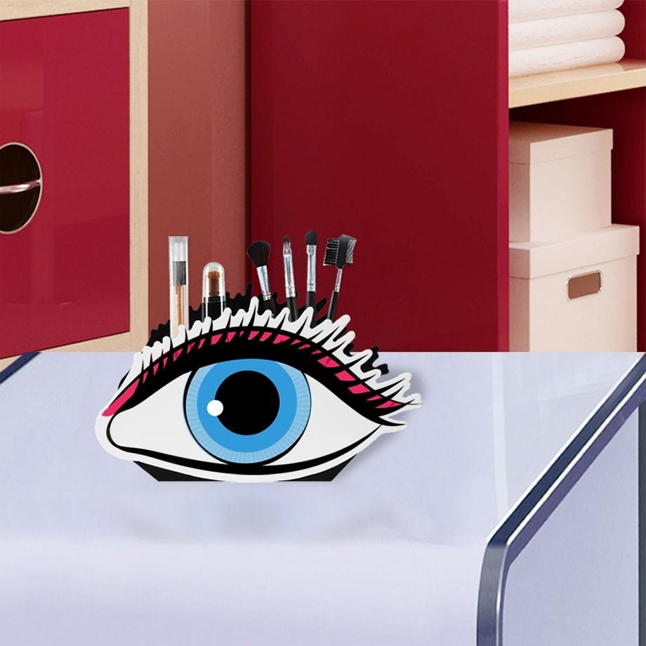 Organizador Porta Maquiagem Display Olho