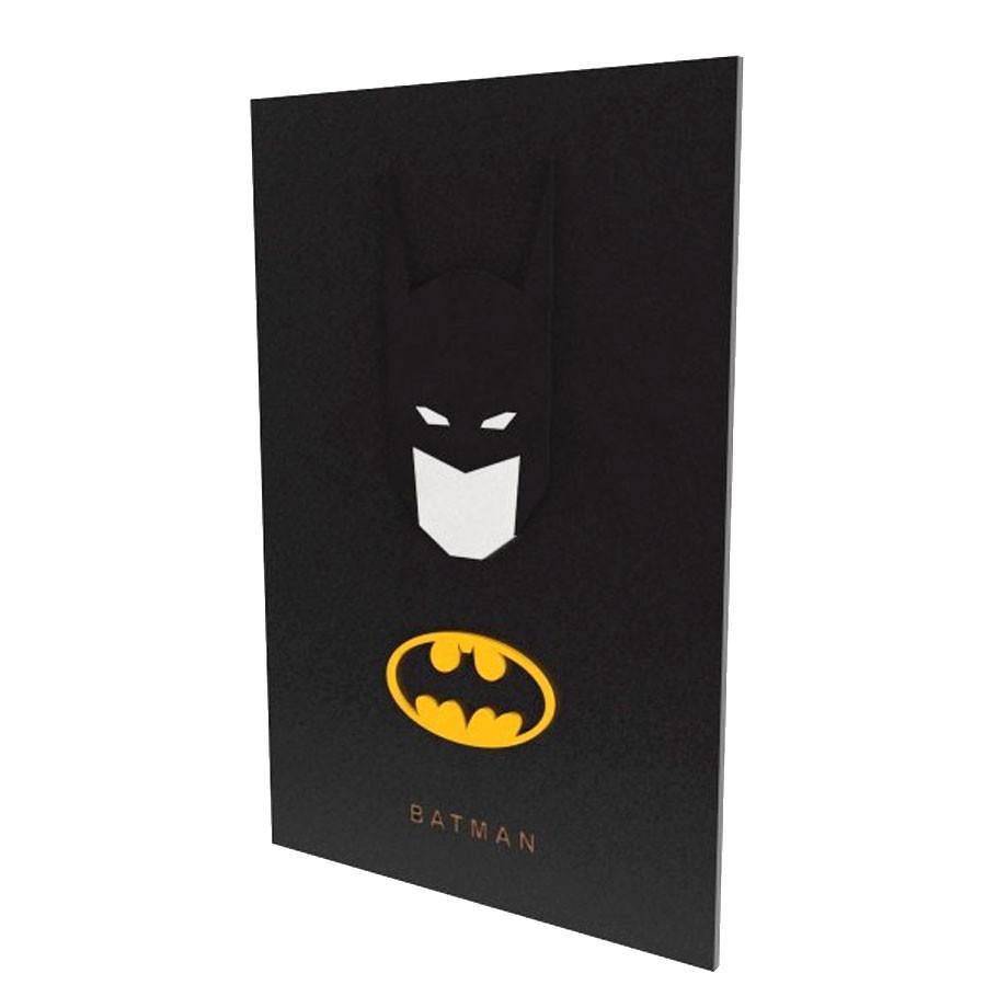 Quadro Decorativo MDF - Batman