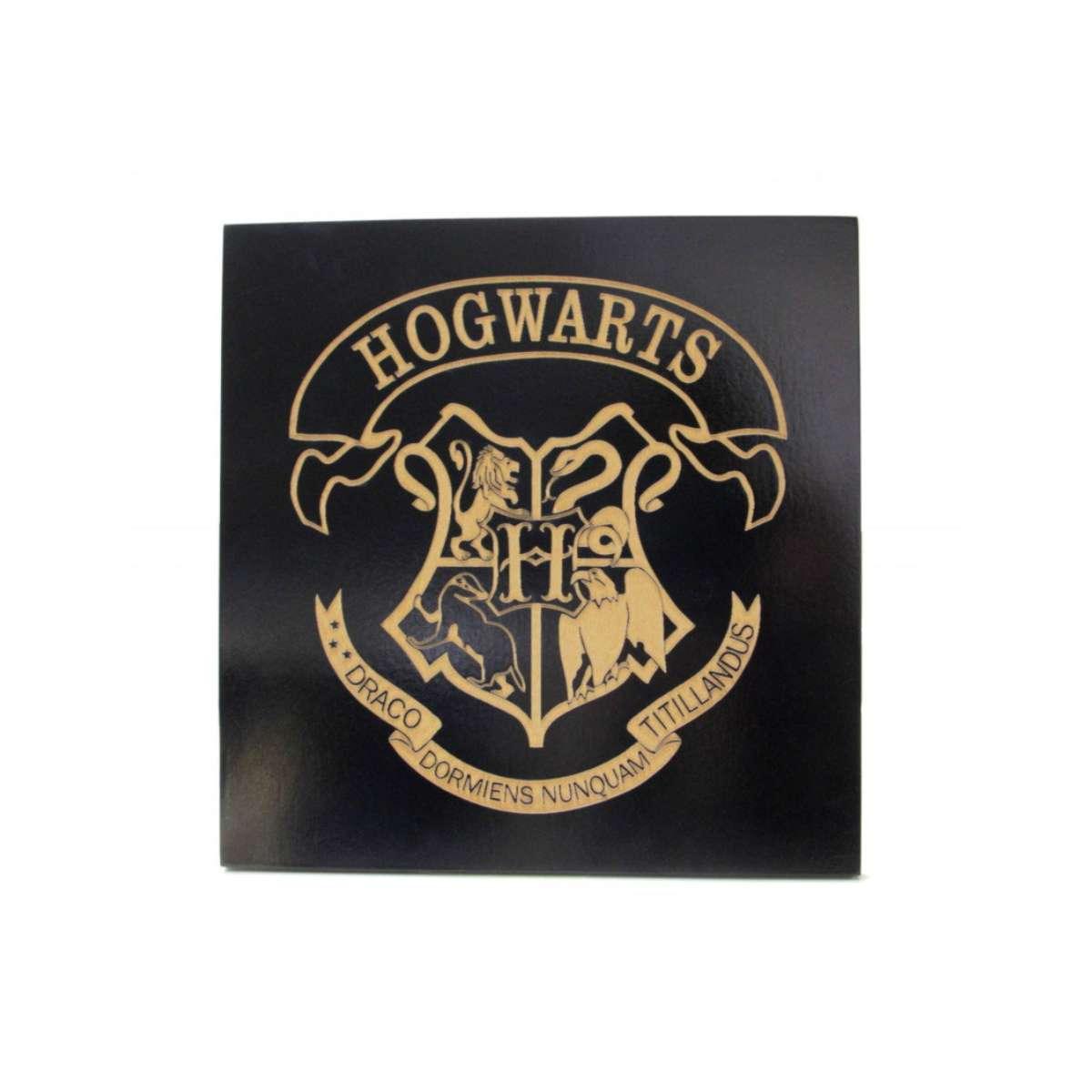 Quadro Harry Poter Hogwarts
