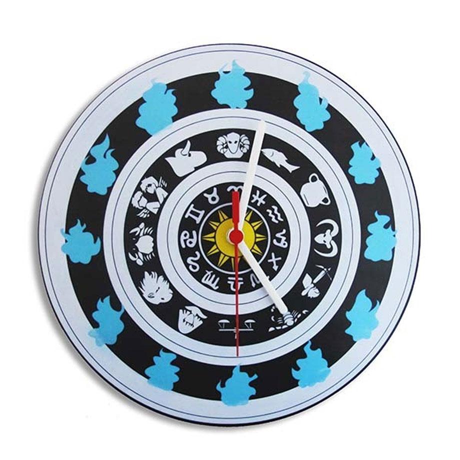 Relógio de Parede Zodíaco - Cavaleiros do Zodíaco