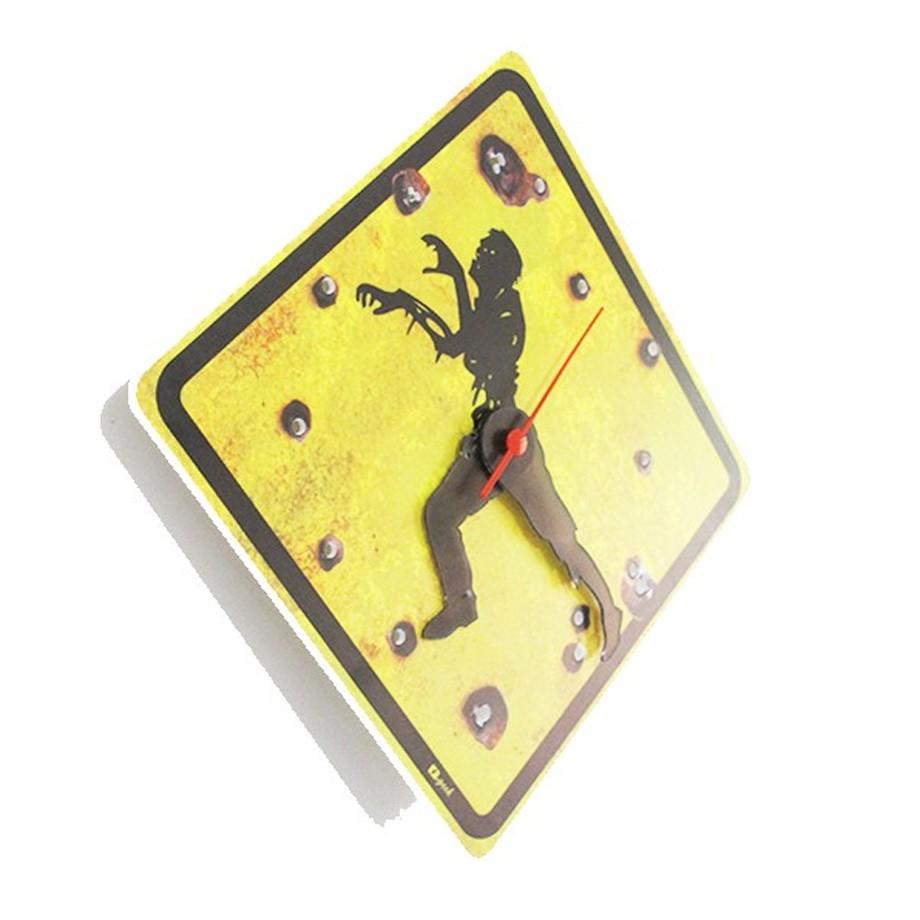 Relógio de Parede Zombie