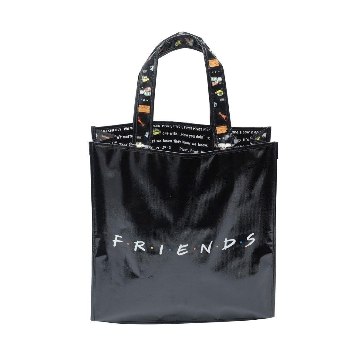 Sacola Reutilizável Friends Logo