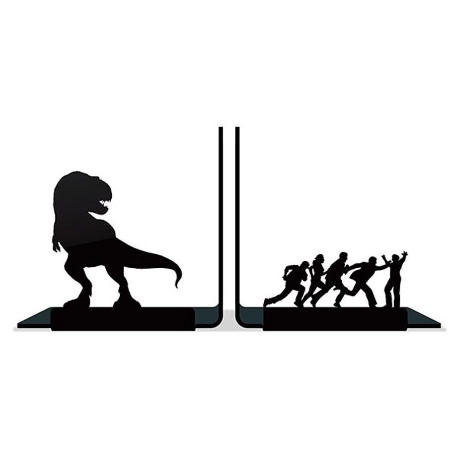 Suporte Aparador De Livros Dvd Cd Dinossauro