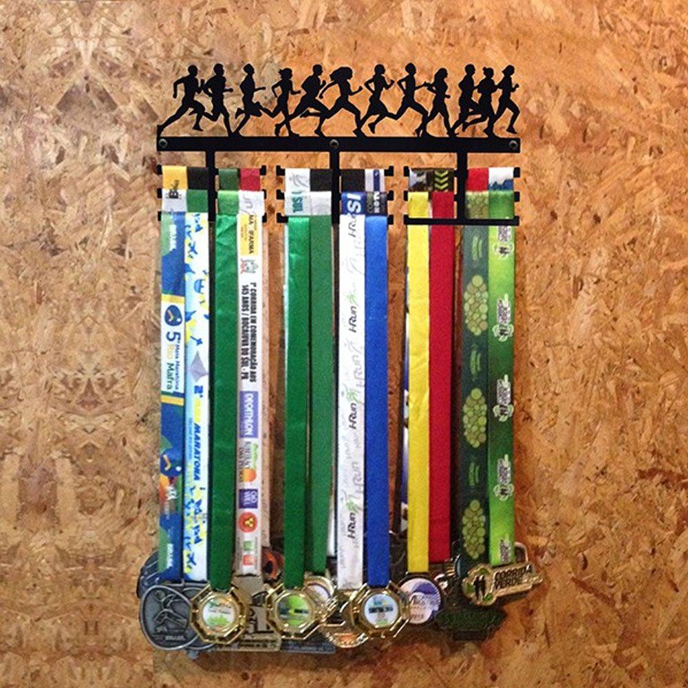 Suporte de Parede Porta Medalhas Corrida