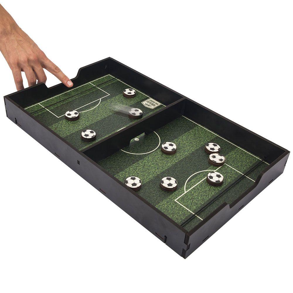Tabuleiro de Futebol - Gol a Gol