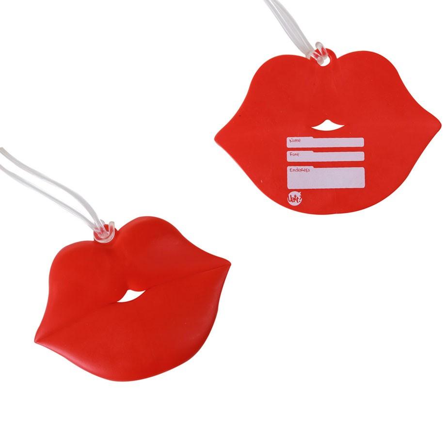 Tag de Mala Divertida - Beijo