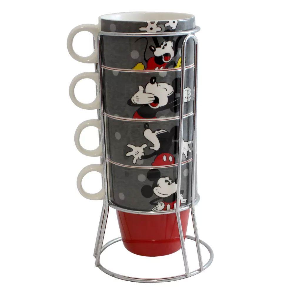 Torre de Canecas Mickey Mouse
