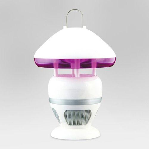 Lampada Lampião Mata Mosquito Armadilha Para Mosquito Yg5613