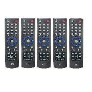 Controle Remoto Visiontec Paralelo Vt700/1000/2000 Com 5 Unidades
